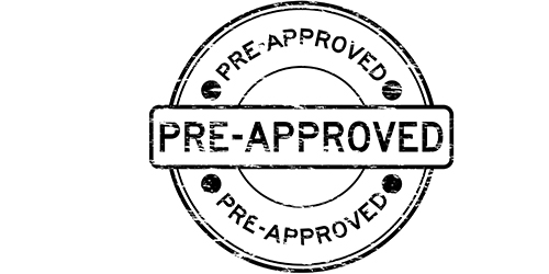 How To Get Pre-Approval